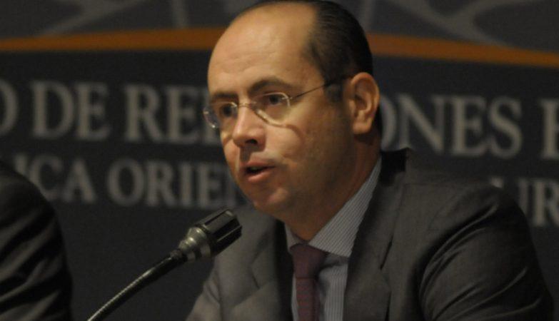 Gaston Gelos, chefe da Divisão de Análise Financeira Global do FMI