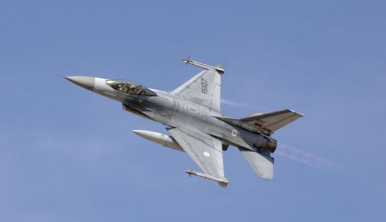 Caça da Força aérea Portuguesa - Lockheed Martin F-16 FAP 15107