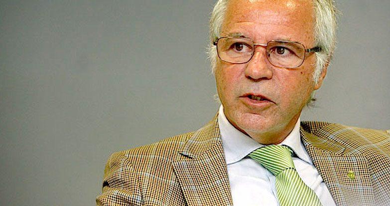 O ex-presidente do Sporting, Godinho Lopes