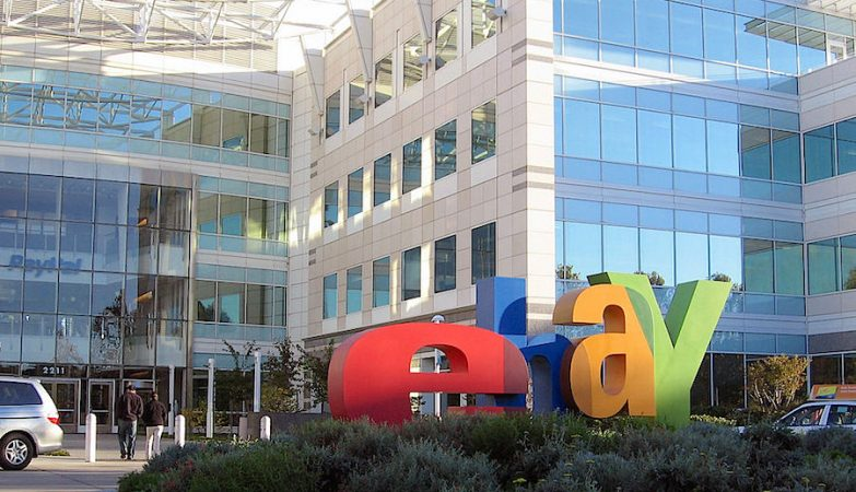 Sede do eBay em San José