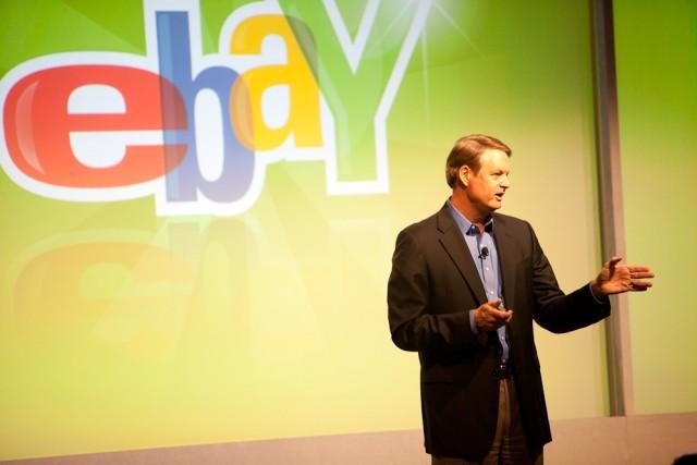 John Donahoe, CEO do eBay / PayPal