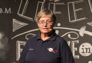 Kahrin Altwegg, investigadora principal do ROSINA