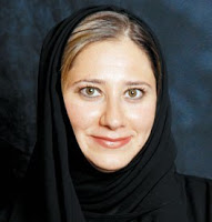 A ex-atleta saudita Lina Al Maeena