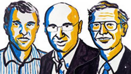 Eric Betzig, Stefan Hell e William Moerner, galardoados com o prémio Nobel da Química 2014