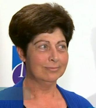 Michelle Gribilas, 57 anos, sente-se com 40 de novo