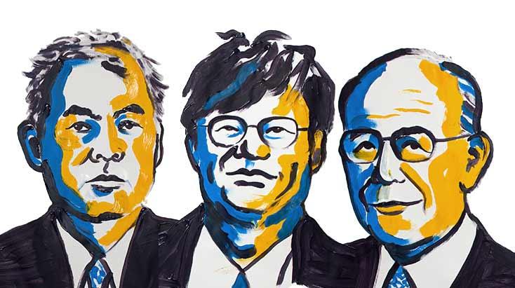 Shuji Nakamura, Hiroshi Amano e Isamu Akasaki partilharam o Nobel da Física 2014 pela invenção da iluminação por LED