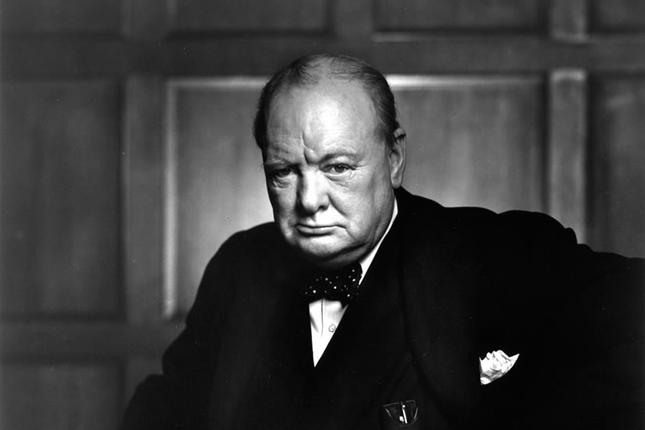 O carismático Winston Churchill poderá ter sofrido de Síndrome de Napoleão
