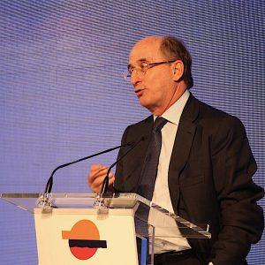 O presidente da Repsol, Antonio Brufau