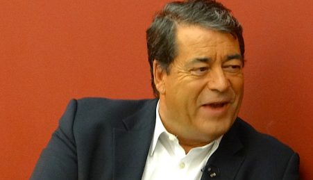 O euro-deputado António Marinho e Pinto