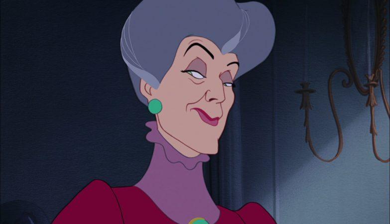 Madame Tremaine, a madrasta da Cinderela