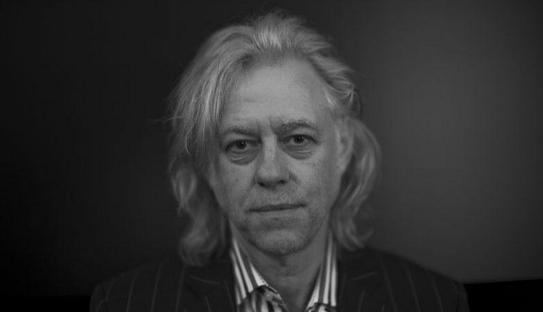 Bob Geldof no Belvedere, Vienna, Áustria