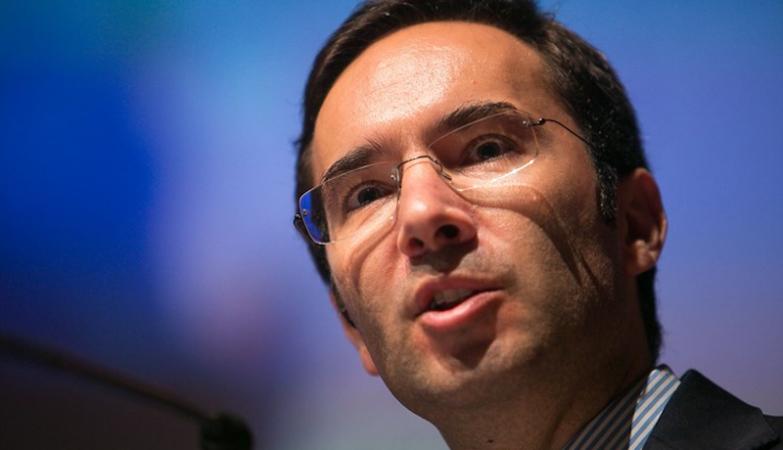 O ministro do Ambiente, Ordenamento do Território e Energia, Jorge Moreira da Silva