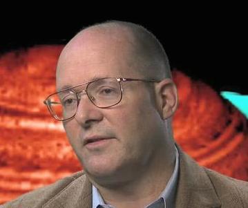 O astrofísico Kevin Baines, do JPL da NASA