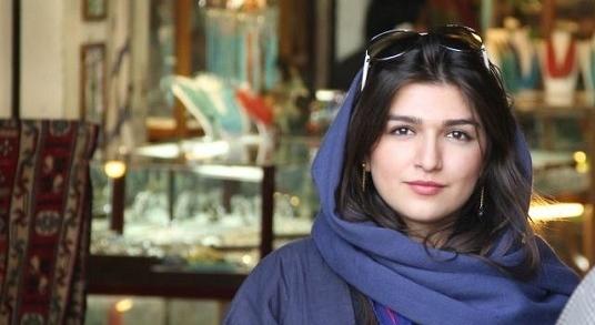 Ghoncheh Ghavami, a anglo-iraniana detida por assistir a uma partida de volei