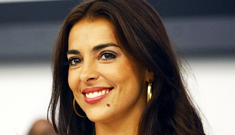 A apresentadora Catarina Furtado
