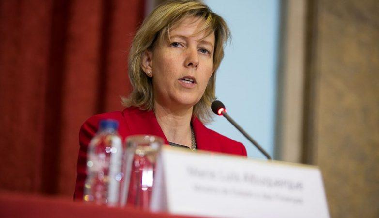 Maria Luís Albuquerque, Ministra das Finanças