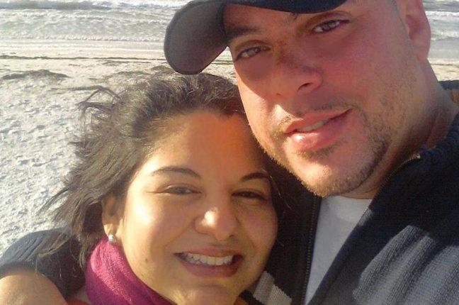 Jenny e Angel Quiles Jr