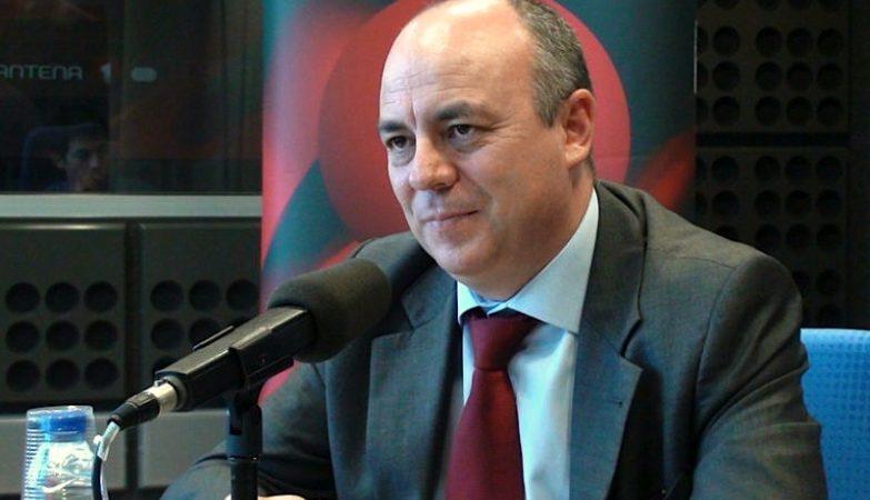 Director nacional do SEF, Manuel Jarmela Palos
