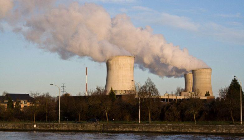 Central nuclear de Tihange 3, na Bélgica