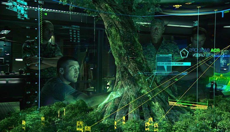 No filme Avatar, vários organismos conseguem comunicar e partilhar recursos graças a uma espécie de ligação eletro-química entre as raízes das árvores