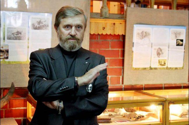 Nikolay Peristov, o historiador que encontrou o fóssil de Ust-Ishim