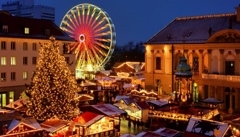 Mercado de Natal de Magdeburg, Alemanha