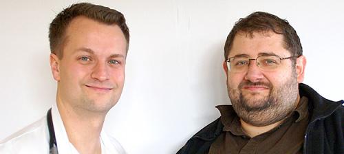 Dois dos autores do estudo, Lars Erik Laugsand e Imre Janszky, do Departamento de Saúde Pública da Universidade Norueguesa de Ciência em Tecnologia, em Trondheim, na Noruega