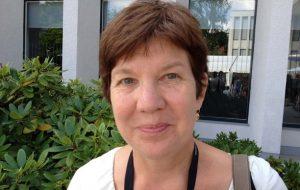 Adelheid Hu, investigadora alemã na Universidade do Luxemburgo