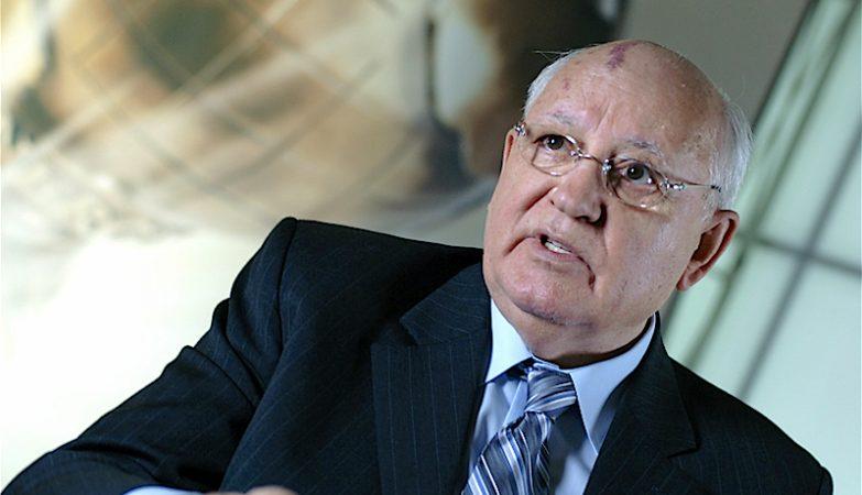 """Mikhail Gorbachev, último líder daUnião Soviética, o artífice da """"perestroika"""" e da """"glasnost"""""""