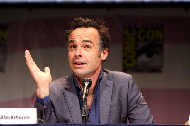"Paul Blackthorne, da série ""Arrow"", é outro dos convidados da Comic Con Portugal"