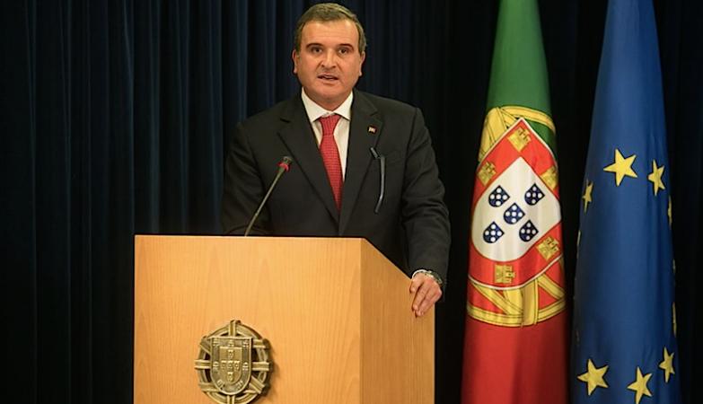 O ex-ministro da Presidência, MIguel Relvas