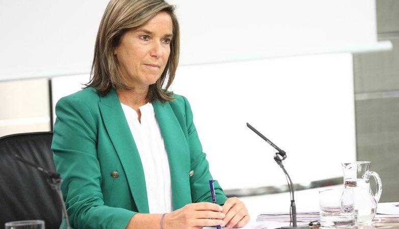 A ministra da Saúde espanhola, Ana Mato