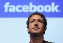 Mark Zuckerberg, fundador e CEO do Facebook