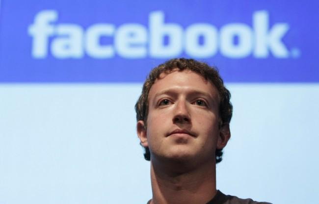 Mark Zuckerberg, fundador e CEO do Facebook