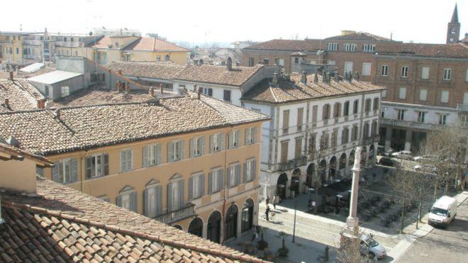 Cremona, em Itália