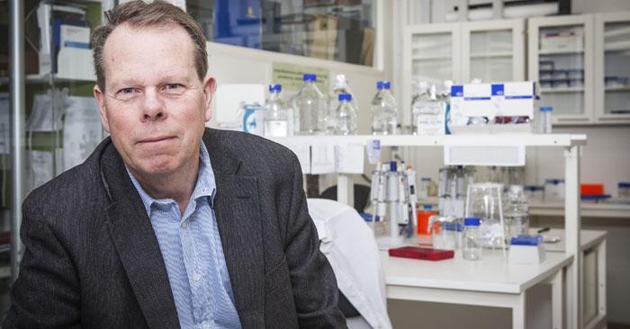 Mathias Uhlen, director científico do SciLifeLab, em Estocolmo, Suécia