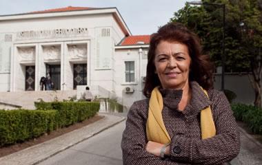 Margarida Gaspar de Matos, investigadora da Universidade Técnica de Lisboa
