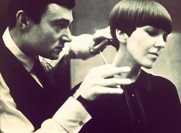 Vidal Sasson e Mary Quant