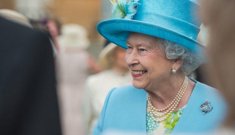 Sua Majestade, a Rainha Isabel II de Inglaterra