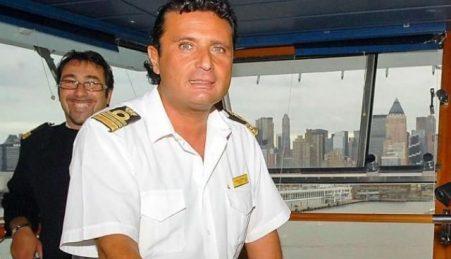 Francesco Schettino, capitão do Costa Concordia, não foi o último a abandonar  o barco - pelo contrário.
