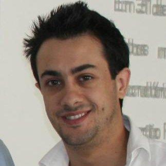 O investigador Nelson Alves, do Centro de Computação Gráfica da Universidade do Minho