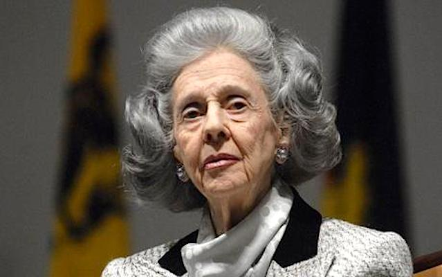 A raínha Fabíola da Bélgica (1928-2014)