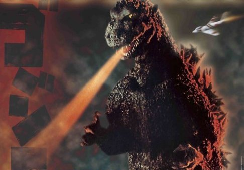 Godzilla em 1954, Toho Films