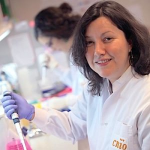 Mirna Perez-Moreno, investigadora do CNIO - Centro Nacional de Investigação Oncológica