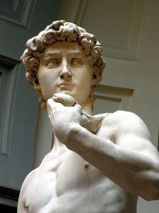 Estátua de David, de Michelangelo