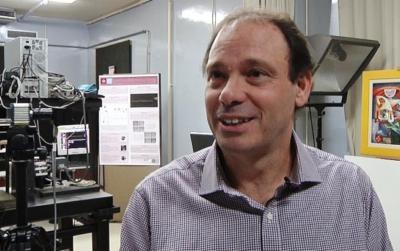 Sérgio Nascimento, investigador do Centro de Física da Universidade do Minho.