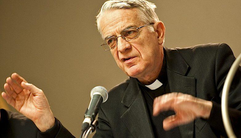 Federico Lombardi, porta-voz do Vaticano