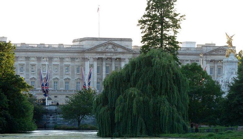 Os jardins do Palácio de Buckingham / St. James Park