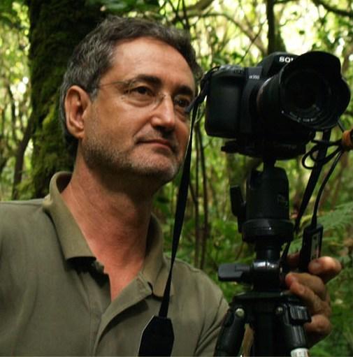Eduardo Dias, diretor do Gabinete de Ecologia Aplicada e Aplicada da Universidade dos Açores