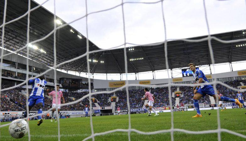 Anderlecht baliza futebol golo